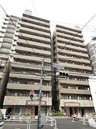 ガラ・ステージ市ヶ谷弐番館[3階]の外観