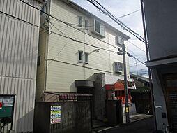 松野コーポ A棟[2階]の外観