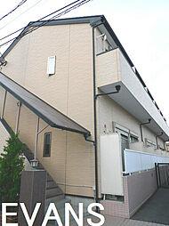 埼玉県川口市芝下1丁目の賃貸アパートの外観