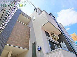 愛知県名古屋市瑞穂区姫宮町1の賃貸アパートの外観
