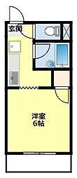 上挙母駅 3.7万円