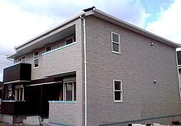 兵庫県姫路市勝原区丁の賃貸アパートの外観