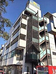 神奈川県横浜市緑区長津田町の賃貸マンションの外観