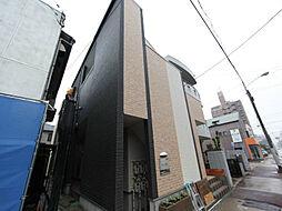 愛知県名古屋市北区金城町2丁目の賃貸アパートの外観