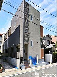 愛知県名古屋市天白区塩釜口2丁目の賃貸アパートの外観