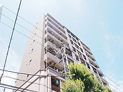 エステムコート三宮駅前ラ・ドゥー[4階]の外観