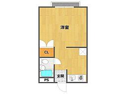 MTビル[2階]の間取り