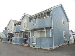サンライズ渋沢I[0201号室]の外観