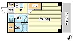 クオリティ21広畑[103号室]の間取り