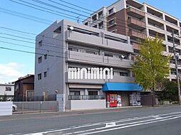 松尾コーポ[4階]の外観