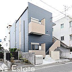 名古屋市営東山線 中村公園駅 徒歩6分の賃貸アパート