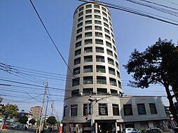 福岡県福岡市中央区鳥飼2丁目の賃貸マンションの外観