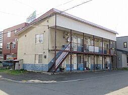篠田ハイツ[2階]の外観