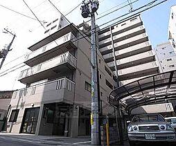 京都府京都市下京区石井筒町の賃貸マンションの外観