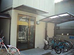 京都府京都市上京区聚楽町の賃貸マンションの外観