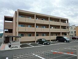 長野県松本市大字島立の賃貸マンションの外観