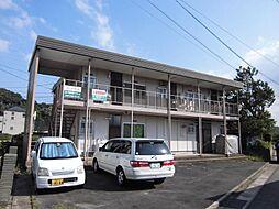 コーポ柿田[2-E号室]の外観