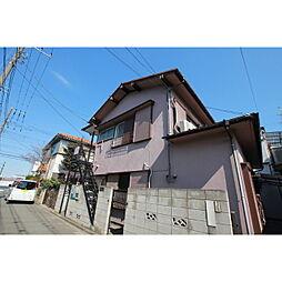 亀山ハイツ[101号室]の外観