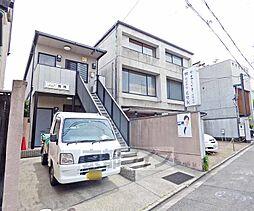 京都府京都市北区小山南大野町の賃貸アパートの外観