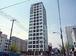 ラフィネタワー札幌南3条[12階]の外観