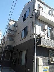 東京都足立区千住緑町2の賃貸アパートの外観