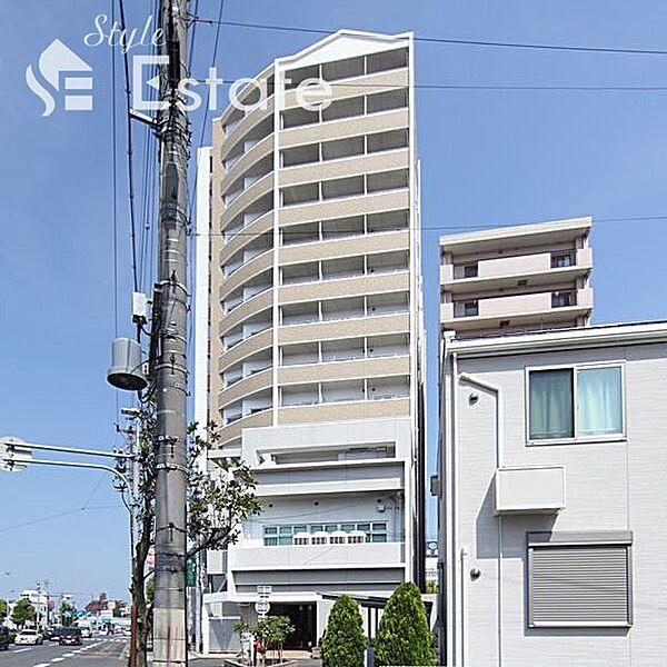 ベレーサ築地口ステーションタワー 10階の賃貸【愛知県 / 名古屋市港区】