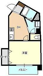 第2西本ビル[3階]の間取り