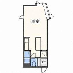 ペニーレーン515[2階]の間取り