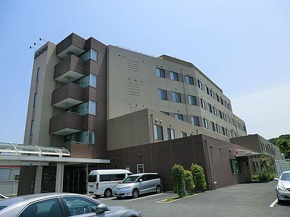 周辺環境:病院...