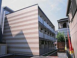 大阪府東大阪市岸田堂西1丁目の賃貸マンションの外観