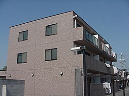 京都府京都市西京区樫原下池田町の賃貸マンションの外観