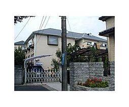 千葉県柏市西町の賃貸アパートの外観