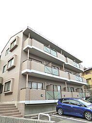 愛知県名古屋市瑞穂区萩山町3丁目の賃貸マンションの外観
