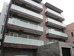 北海道札幌市北区北十五条西4丁目の賃貸マンションの外観