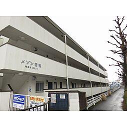 静岡県三島市若松町の賃貸マンションの外観