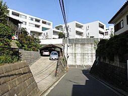 グランスイート横濱山手[1階]の外観