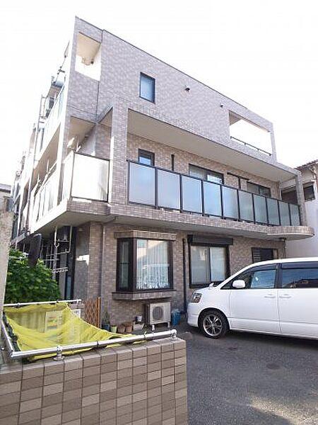 ベルコート江澤[203号室]の外観