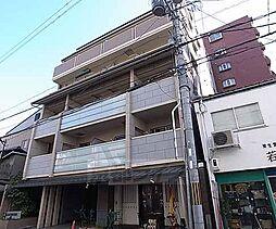 京都府京都市中京区塩屋町の賃貸マンションの外観
