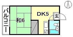 福音寺駅 1.7万円