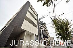 大阪府堺市堺区九間町西2丁の賃貸マンションの外観