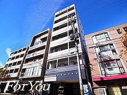 兵庫県神戸市灘区神前町1丁目の賃貸マンションの外観