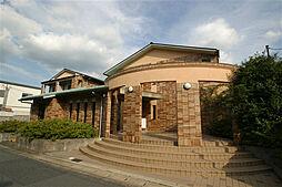 京都府京都市左京区岩倉南大鷺町の賃貸マンションの外観