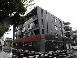 メニーズコート新道東[1階]の外観