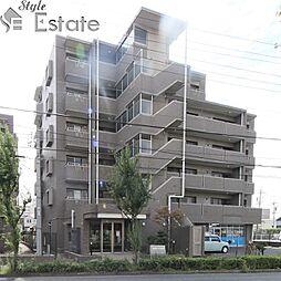 愛知県名古屋市緑区浦里1丁目の賃貸マンションの外観