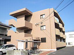 茨城県ひたちなか市大字高場の賃貸マンションの外観