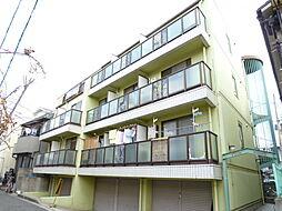 ピュア住江[4階]の外観