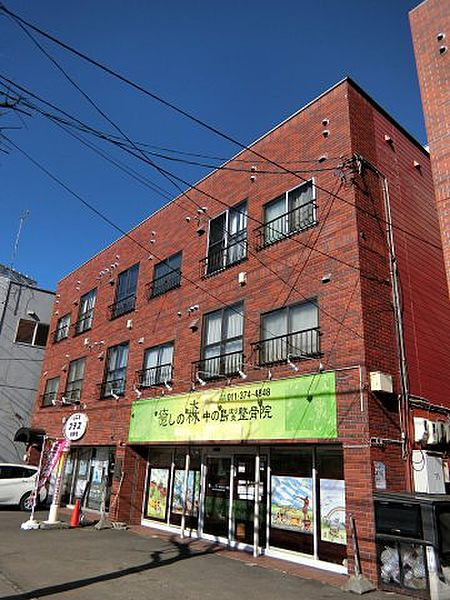 グランドール角屋II 3階の賃貸【北海道 / 札幌市豊平区】