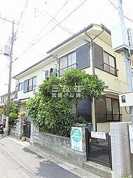 東京都目黒区下目黒4丁目の賃貸アパートの外観