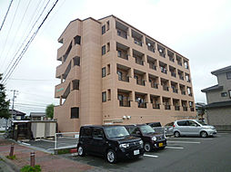 静岡県浜松市中区船越町の賃貸マンションの外観
