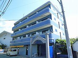 福岡県福岡市東区松崎2丁目の賃貸マンションの外観